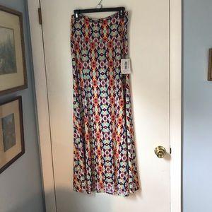 NWT Lularoe Maxi Skirt Sz Small